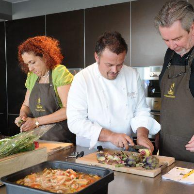 Cours de cuisine - La Classe des Gourmets